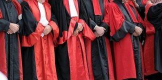 mouvement dans le corps des magistrats