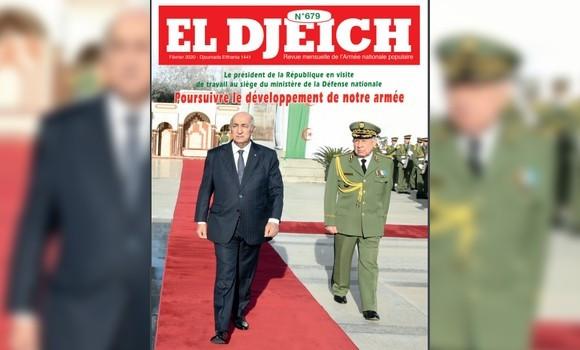 revue d'El Djeich