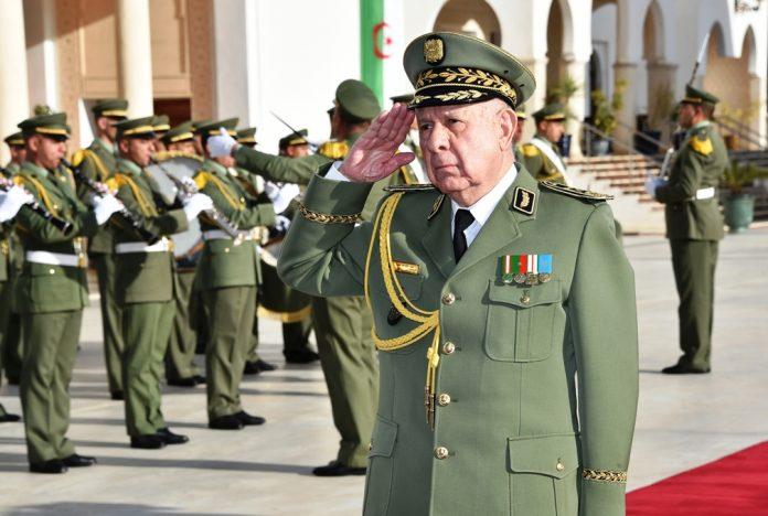 Chef d'état-major de l'ANP par intérim