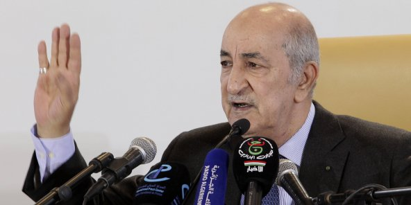 Président Tebboune